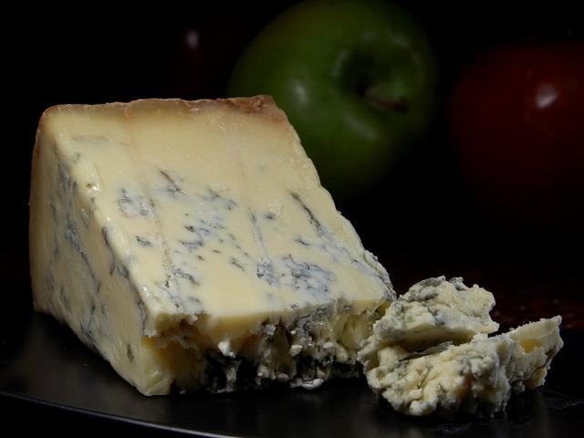 スティルトン チーズ